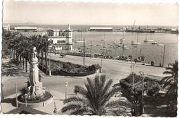 Alicante - Explanada De Espana Y Real Club De Regatas - Alicante