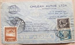 Chile Detroit USA - Chile