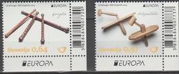 Slovenie Europa 2014 N° 888/ 889 ** Instruments De Musique - Europa-CEPT