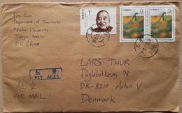 China Denmark 1993 - China
