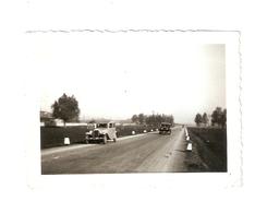 FO--00146-- FOTO ORIGINALE - AUTO NON IDENTIFICATE - Automobili