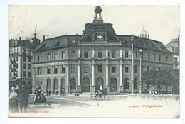 Luzern Postgebäude - LU Luzern