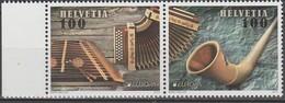 Suisse Europa 2014 N° 2270/ 2271 ** Instruments De Musique - Europa-CEPT