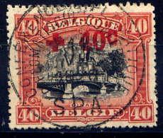 BELGIQUE - 158° - CROIX ROUGE / PONT DE DINANT - 1918 Rotes Kreuz