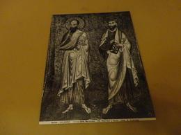 FOTO PALERMO - CHIESA DELLA MARTORANA -ss.giacomo E Paolo  (STAB.D.ANDERSON) 25X20 CENTIMETRI - Luoghi