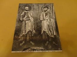 FOTO PALERMO - CHIESA DELLA MARTORANA -SS.SIMONE E BARTOLOMEO  (STAB.D.ANDERSON) 25X20 CENTIMETRI - Luoghi