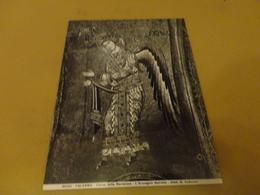 FOTO PALERMO - CHIESA DELLA MARTORANA -L'ARCANGELO GABRIELE (STAB.D.ANDERSON) 25X20 CENTIMETRI - Luoghi