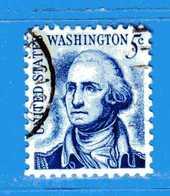 (Us2) USA °-1967 - Américains Célèbres- GEORGE WASHINGTON.  Yvert . 840.   .  USED.  Vedi Descrizione - Stati Uniti