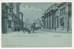 Picture Postcard Bruxelles  Belgium - Avenues, Boulevards