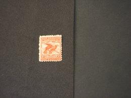 NUOVA ZELANDA - 1898 UCCELLI 1 S.  - NUOVO(+) - Nuovi