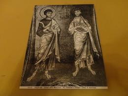 FOTO PALERMO - CHIESA DELLA MARTORANA -SS.TOMMASO E FILIPPO (STAB.D.ANDERSON) 25X20 CENTIMETRI - Luoghi