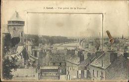 9380 - CPA à Système Laval - Bande Accordéon Complète De 8 Vues Miniature - Laval