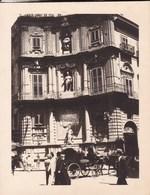 PALERMO PALERME SICILIA QUATTRO CANTI 1926 Photo Amateur Format 7,5 Cm X 5,5 Cm - Luoghi
