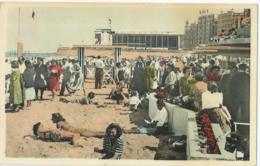 Oostende - Ostende - La Plage - Nouveau Kursaal - Het Strand - Nieuw Kursaal - 1952 - Oostende