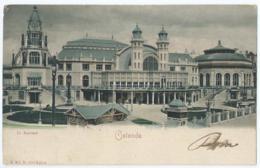 Oostende - Ostende - R. & J. D. 4154 Kgina - Oostende
