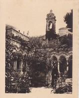 PALERMO PALERME SICILIA SAINT Jean Des Ermites 1926 Photo Amateur Format 7,5 Cm X 5,5 Cm - Luoghi