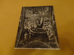 FOTO PALERMO - CHIESA DELLA MARTORANA - MORTE DELLA MADONNA (STAB.D.ANDERSON 1929 ) 25X20 CENTIMETRI - Luoghi