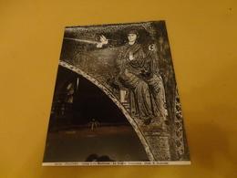 FOTO PALERMO - CHIESA DELLA MARTORANA - LA VERGINE ANNUNZIATA  (STAB.D.ANDERSON ) 25X20 CENTIMETRI - Luoghi