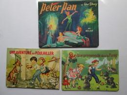 3 Livres D'enfants En Relief - Magazines
