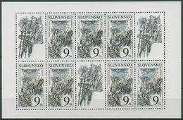 Slowakei 1997 Europa CEPT Sagen Legenden Kleinbogen 278 K Postfrisch (C90866) - Blocks & Kleinbögen