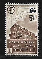 Fg194  France Colis Postaux N°226A Sans Filigrane N+ - Spoorwegzegels
