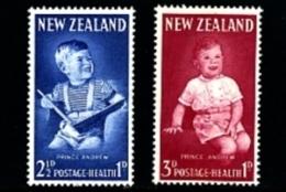 NEW ZEALAND - 1963  PRICE ANDREW  SET  MINT NH - Nuova Zelanda