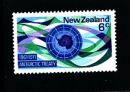 NEW ZEALAND - 1971  ANTARCTIC  MINT NH - Nuova Zelanda