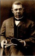 Booker T Washington - Historical Famous People