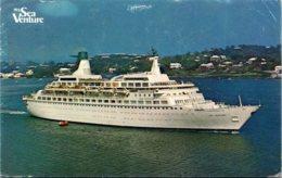 M/S Sea Venture 1972 - Steamers
