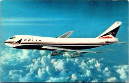 Delta Boeing 747 Superjet - 1946-....: Modern Era