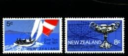 NEW ZEALAND - 1971  ONE TON CUP  SET  MINT NH - Nuova Zelanda
