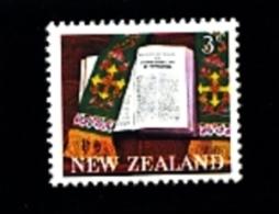 NEW ZEALAND - 1968  MAORI BIBLE  MINT NH - Nuova Zelanda