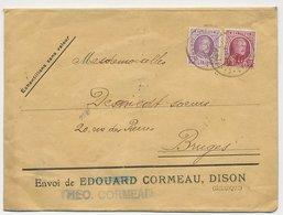 Cover Echanttillions Sans Valeur - 1922-1927 Houyoux