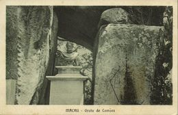 China, MACAO MACAU 澳門, Gruta De Camoes, Luis De Camoes Cave (1910s) Postcard - China