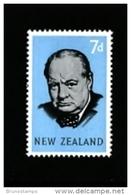 NEW ZEALAND - 1965  CHURCHILL  MINT NH - Nuova Zelanda