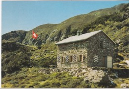 Sunniggrat-Hütte - Suiza