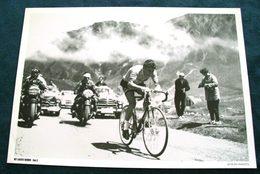 TOUR DE FRANCE         PERSFOTO       ZWARTWIT              JACQUES  ANQUETIL - Cyclisme