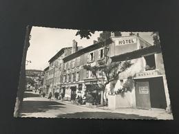 SATILLIEU (Ardeche) L'Hotel JUILLAT ROCHE - 1958 Timbrée - Francia