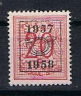 Belgie OCB 668 (0) - Typo Precancels 1951-80 (Figure On Lion)