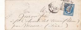 70 - NAPOLEON 14  - LYON  A  STE COLOMBE LES VIENNES - 1849-1876: Classic Period