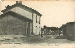 130619 - 40 MOUSTEY La Gare - Chemin De Fer Train - Frankreich
