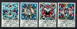 *Liechtenstein 1976 // Mi. 658/661 O - Astrologie