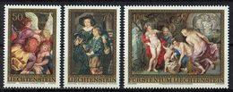 *Liechtenstein 1976 // Mi. 655/657 ** - Rubens