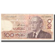 Billet, Maroc, 100 Dirhams, KM:65a, SUP - Marruecos