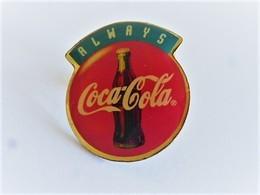 PINS COCA COLA  ALWAYS / 33NAT - Coca-Cola