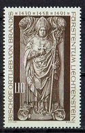 *Liechtenstein 1976 // Mi. 666 ** - Glaube, Religion, Kirche