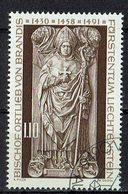 *Liechtenstein 1976 // Mi. 666 O - Glaube, Religion, Kirche