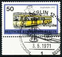 BERLIN 1971 Nr 383 ZENTR-ESST URA X5E821E - [5] Berlín