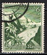 GERMANIA - TERZO REICH - 1938 - GROSSGLOCKNER - USATO - Usados