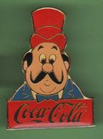 COCA COLA *** DISNEY N°7 *** RINGMASTER *** 1021 - Coca-Cola